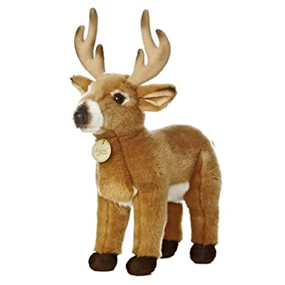 "Aurora - Miyoni - 14"" Deer - Large: Toys & Games"