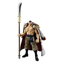 Megahouse SEP168831 One Piece: Edward Newgate White Beard Variable Action Hero Figure