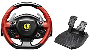 Thrustmaster Ferrari 458 Spider Racing Wheel (4460105) for Xbox One