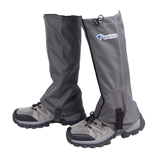Bluefield Snow Leg Gaiters Waterproof Boot Gaiters Outdoor Hiking Sports Walking Climbing Hunting Leggings Cover