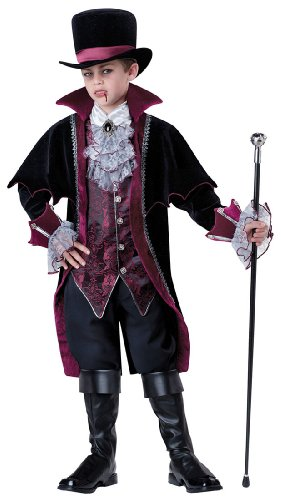 Steampunk Costumes For Tweens (Vampire of Versailles Tween Costume Clothes Size 16)