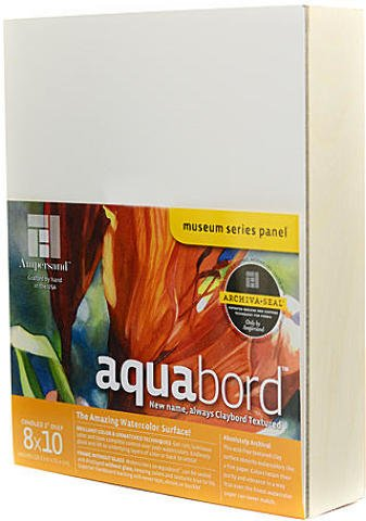Ampersand Deep Cradle Aquabord (8 In. x 10 In.) 1 pcs sku# 1832088MA