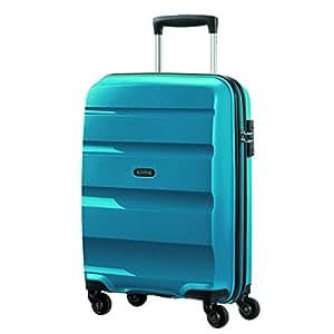 American Tourister Bon Air - Equipaje de mano, Azul (Seaport Blue), S (55cm-31.5L)