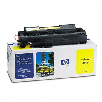Hp Ultraprecise Print Cartridge (New-HP C4194A - C4194A Toner, 6000 Page-Yield, Yellow - HEWC4194A)