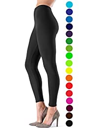 Lush Moda Extra Soft Leggings - Variety of Colors