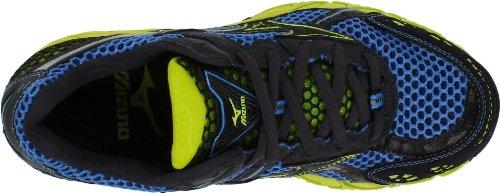 Mizuno Womens Wave Ascend 6 Running Shoe Marina/Anthracite/Lime Punch d0iHzLXLzE