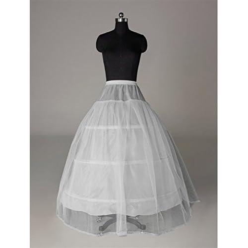 XYX Enaguas de la boda vestido de novia de crinolina enagua vestido de novia  de la fccfa5ec7c5b