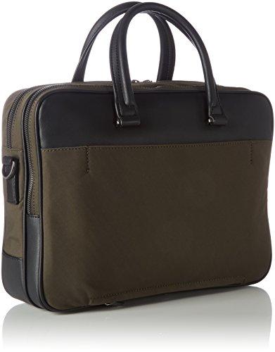 Calvin Klein Adam Nylon Laptop Bag - Black Olive