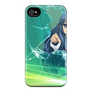 CDj20829ZhdV Xgcases2010 Girl Smile Glass Space Durable Iphone 6plus Cases