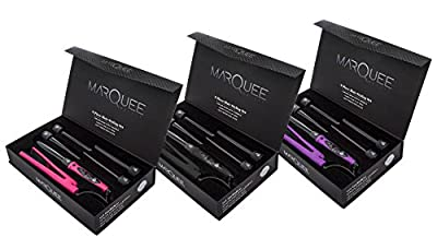 Deluxe Professional 8 Piece Interchangeable Flat and Curling Iron Beauty Set - Instant Hair Straightening Iron - Professionally Curl Your Hair - Instant Results!