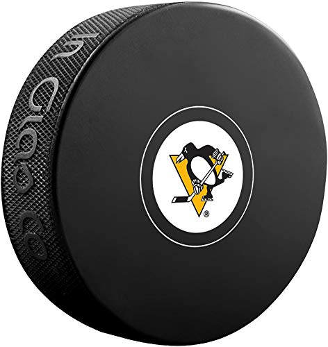 Pittsburgh Penguins Unsigned InGlasCo Autograph Model Hockey Puck - Fanatics Authentic Certified - Unsigned Pucks from Sports Memorabilia