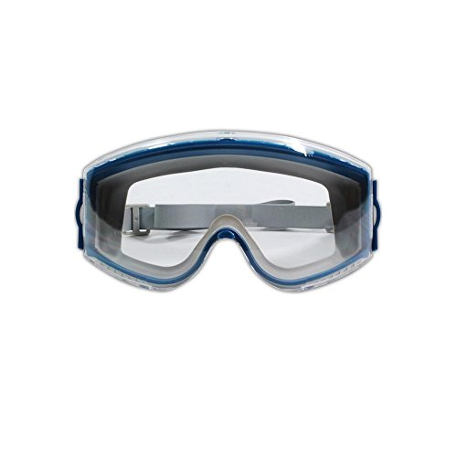 Uvex Stealth Safety Goggles with Uvextreme Anti-Fog Coating (S39610C) by Uvex (Image #1)