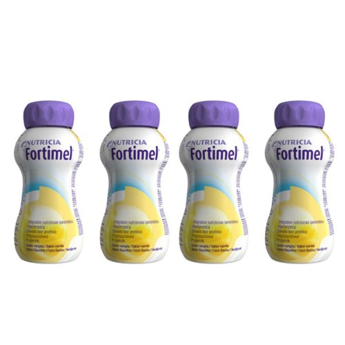 Fortimel Protein Supplement Pack 4 X 200ml