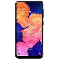 "Samsung Galaxy A10 32GB A105G/DS LTE Unlocked GSM 6.2"" HD+ Smartphone - International Version, No Warranty (Black)"