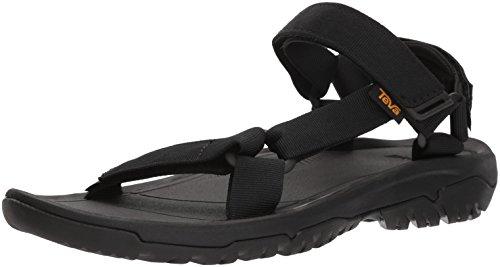Teva Men's M Hurricane XLT2 Sport Sandal, Black, 11 M US (Teva Eva Sole Flip Flops)