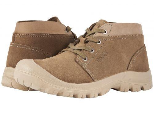Keen(キーン) メンズ 男性用 シューズ 靴 スニーカー 運動靴 Grayson Chukka - Sage/Lama [並行輸入品] B07C8R5PDP