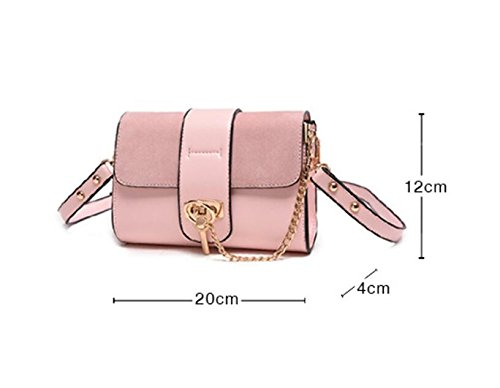 Meaeo Neue Schultertasche Cross Bag Sommer Fashion Bag Bag Bag Mode Tasche. Rosa B07CVDRX5H Schultertaschen Überlegene Materialauswahl 31cc06