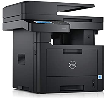 Dell B2375dnf MFP - Impresora láser, fax, A4, Negro ...