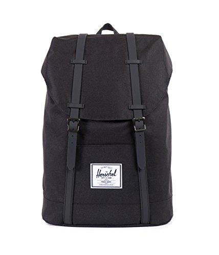 Herschel Supply Co. Retreat Backpack,Black Black,One Size. ‹ › 446166bbe3