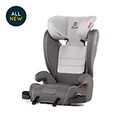 Why settle for a stubborn, rigid and clunky car seat when you can switch things up in seconds? Welcome a world of flexibility with Monterey XT. Suitable from 40 - 120 lbs approx. 4 - 12 years. We all know that children grow at different rates...