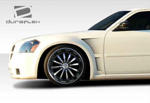 2005-2007 Dodge Magnum Duraflex Executive Fenders - 2 Piece
