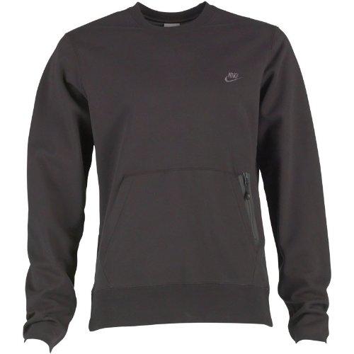 Nike tech fleece sweat-shirt-homme-noir anthracite  Amazon.fr  Vêtements et  accessoires 6210bf63ce38