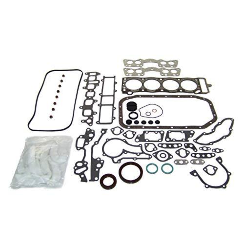 (DNJ Full Gasket/Sealing Set FGS9004 For 81-82 Toyota/Celica, Corona, Pickup 2.4L L4 SOHC Naturally Aspirated designation 22R)