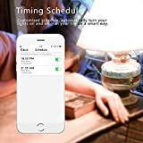 Smart Bulb, Esicoo 60W RGBW -A Certified Compatible with Alexa, Echo & Google Home, IFTTT