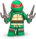 ninja turtles lego figures - Lego Teenage Mutant Ninja Turtles Raphael Minifigure by LEGO