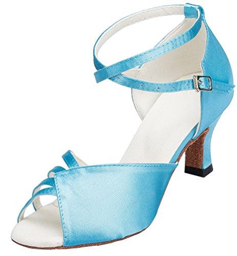 femme Bleu bal Salabobo de Salle qx0IzS