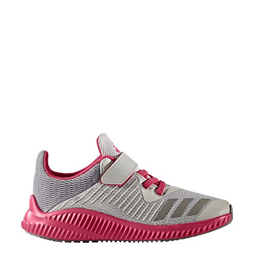 adidas Unisex-Kinder FortaRun El K Fitnessschuhe Verschiedene Farben (Gridos/Gritre/Rosene)