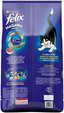 Felix Megamix Croquetas para Gato 3