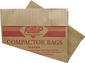 Whirlpool 675186 Trash Bags, 12-Pack