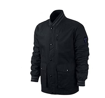 new concept 8546f 43431 nike sportswear kobe bryant woven destroyer jacket 523780 010 coat (XS)
