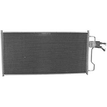 Replacement AC Condenser For Ford F-350 Super Duty F-250 Super Duty 6.4