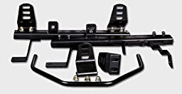 Buddy Club BC08-RSBSRAP1-R Racing Spec Right Side Seat Rail for Honda S2000 2000-2005