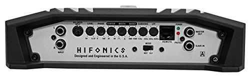 Hifonics BRX4016.1D Brutus 4000 Watt Mono Amplifier Car Audio Class-D Amp by Hifonics (Image #5)