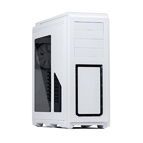 1 opinioni per Phanteks Enthoo Luxe Full-Tower White computer case- computer cases (Full-Tower,