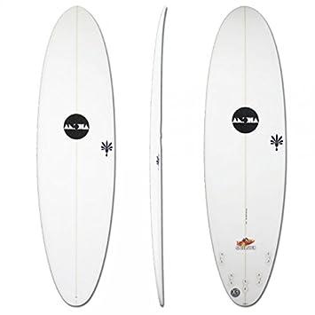 Tabla de Surf Aloha – Speedster 7.8 XF + una vez de aplicación mawaii Suncare SPF