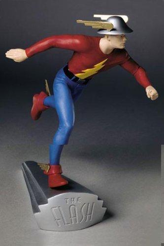 Golden Age Flash Mini Statue ()