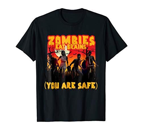 Halloween Zombie T-Shirt