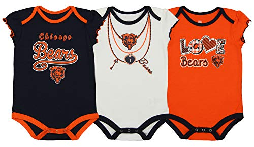 Outerstuff NFL Newborn and Infant Assorted 3