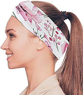 EGHJDK Outdoors Cute Camping Face Cover Balaclava Headwear Headband Nask Magic Scarf for Men Women