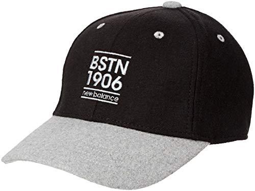 [ニューバランス ゴルフ] [ユニセックス] 6パネル フランネルキャップ (サイズアジャスター機能 57cm) ゴルフ 帽子 012-8287010
