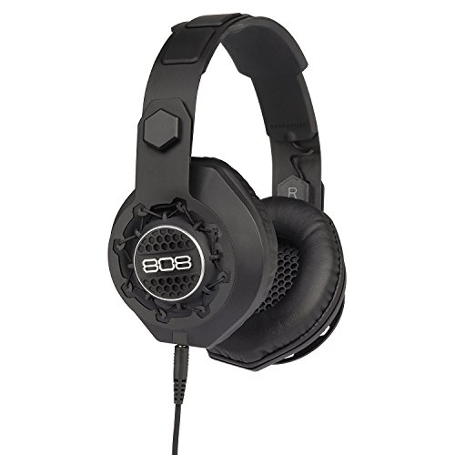 (808 PERFORMER Over-Ear Headphones - Black)