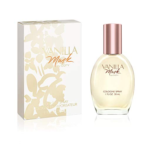 (Vanilla Musk By Coty Cologne Spray For Women 1 Ounce)
