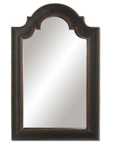 Uttermost Ribbed Arch Antique Mirror by Uttermost