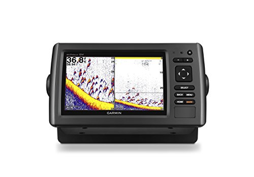 Garmin echoMAP CHIRP 73dv with transducer