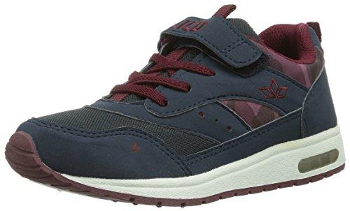 Lico Cool VS Blinky - Zapatos de deporte de interior para niños Blau (marine/bordeaux)