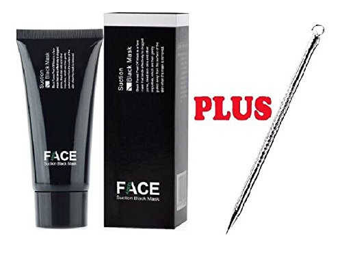 Blackhead Acne Remover Facial Mask 50ml + Professional Blackhead Tool Boolevard Cosmetics Ltd.